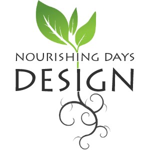 Nourishing Days Design Logo
